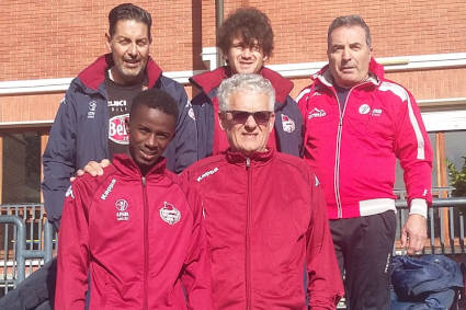 /US Bormiese all'Academy del Torino FC