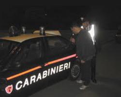 CARABINIERI TIRANO: FERMATO AUTOMOBILISTA CON TASSO ALCOLEMICO 2,6