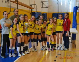 VOLLEY, IL DELEBIO SI IMPONE NELLE FINALI UNDER 12