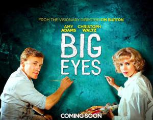 "CINEFORUM TIRANO: ""BIG EYES"" DI TIM BURTON"