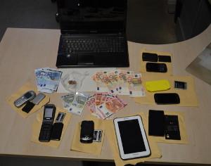 DROGA IN CASA, COPPIA IN MANETTE: PER LEI 10 ANNI DI CARCERE