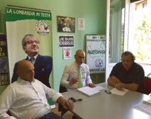 """BORROMINI: """"TUTTA LA LEGA NORD È PER IL NO AL REFERENDUM"""""""