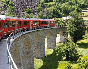 Ritirata dal commercio la guida turistica Bernina Express