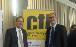 Inaugurato il nuovo Centro Tecnologico del Legno