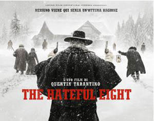 "CINEMA MIGNON TIRANO: ""THE HATEFUL EIGHT"" di Tarantino"