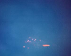 ufo sopra mazzo di valtellina
