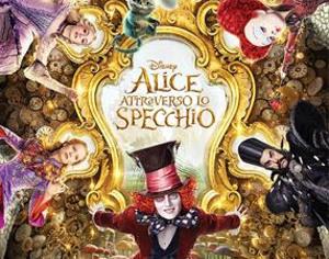 """CINEMA MIGNON TIRANO: """"ALICE ATTRAVERSO LO SPECCHIO"""" – Trailer"""