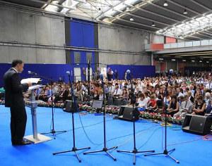 TESTIMONI DI GEOVA, ATTESE 2.000 PERSONE PER LA TRE GIORNI DI CONGRESSO