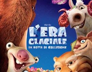 """IL CINEMA MIGNON RIAPRE CON """"L'ERA GLACIALE: IN ROTTA DI COLLISIONE"""""""