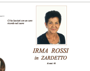 Rossi Irma