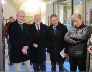"""TEGLIO, GRANDE APERTURA DELLA MOSTRA """"LA PICCOLA GRAFICA"""""""