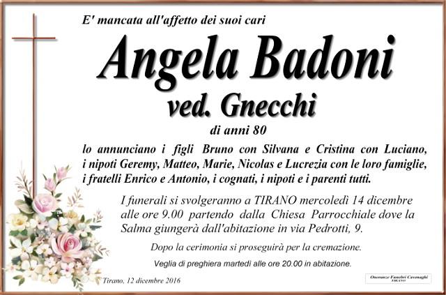Badoni Angela