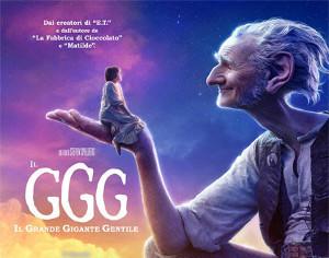 """CINEMA MIGNON TIRANO: """"IL GGG – Il Grande Gigante Gentile"""" – Trailer"""