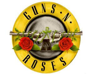 Guns 'n' roses in concerto