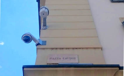 hot-spot in piazza cavour