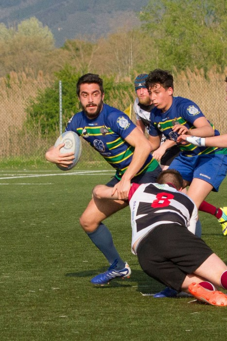pisa rugby sondalo