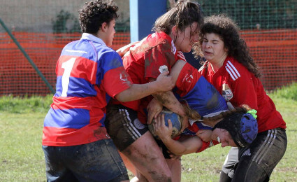 /ladies team rugby sondalo