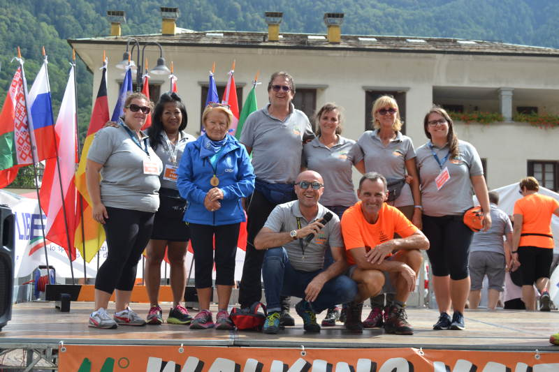 Walking Valtellina 2018