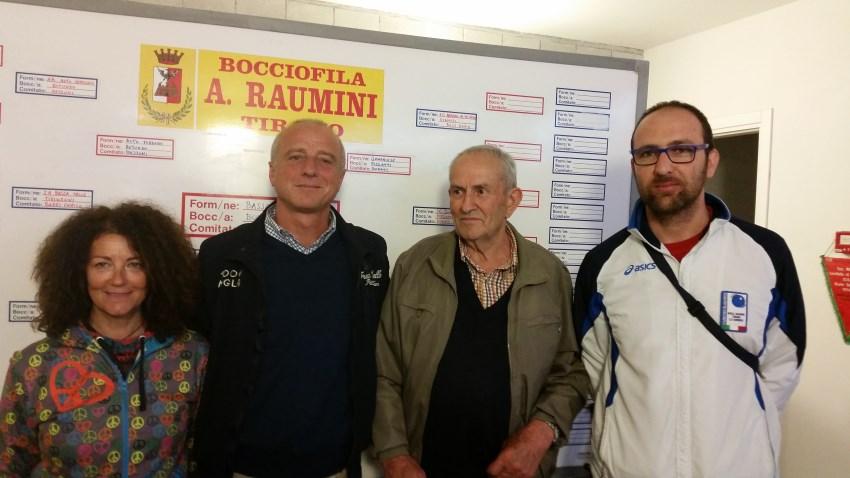 BOCCE TIRANO, BUTKOVIC/BRICALLI TRIONFANO AL TROFEO LERSA ...